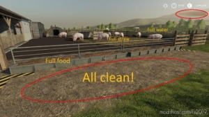 Happy Animals for Farming Simulator 19