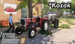 Massey Ferguson 255 Edit for Farming Simulator 19