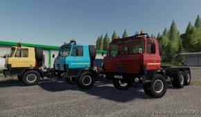 Tatra 815 NTH for Farming Simulator 19