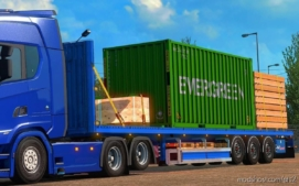 Flatbed Trailer Edit V0.5 Beta [1.37 – 1.38] for Euro Truck Simulator 2