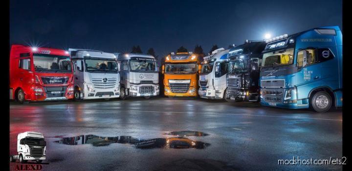 Russian Economic [1.37 – 1.38] for Euro Truck Simulator 2