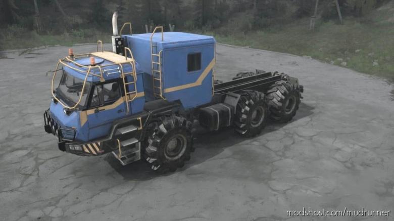 Azov 4220 Antarctic Truck V02.07.20 for MudRunner