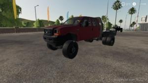 Ford Power Stroke for Farming Simulator 19
