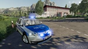 Policja Polska for Farming Simulator 19