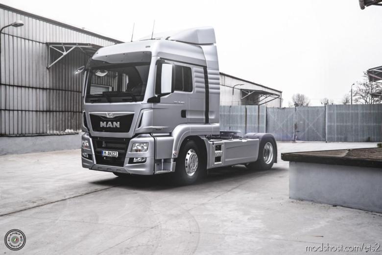 MAN TGX Euro6 D2676 LF Sound [1.37-1.38OB] for Euro Truck Simulator 2