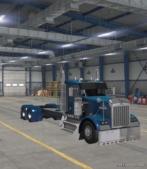 Kenworth W900 Long [1.37] for Euro Truck Simulator 2