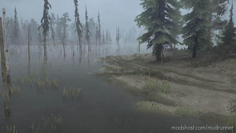 Islands Map V21.06.20 for MudRunner