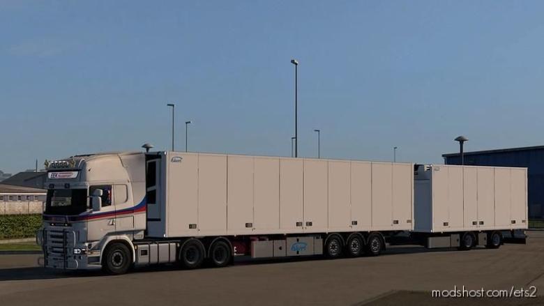 Ekeri Trailers By Kast V2.1.3 [1.38] for Euro Truck Simulator 2
