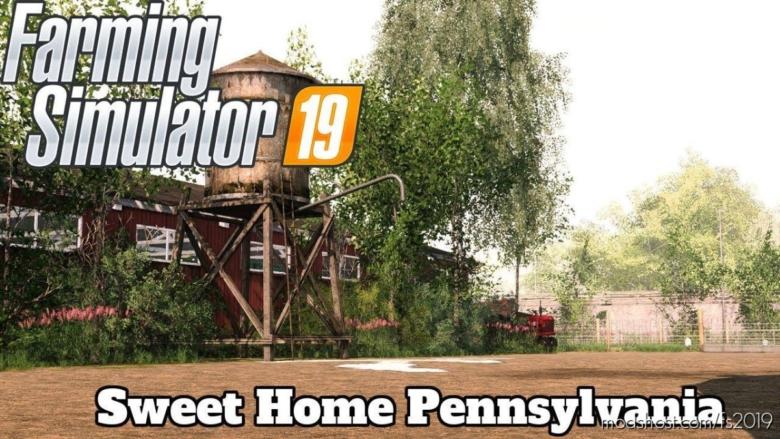Bucks County Pennsylvania for Farming Simulator 19