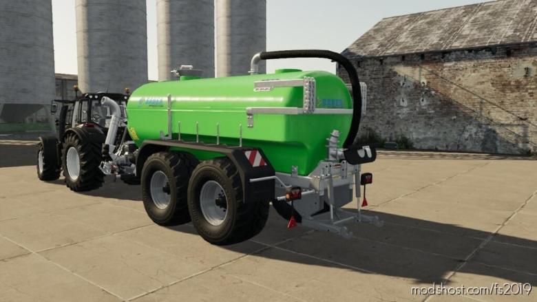 Poly 185TL for Farming Simulator 19