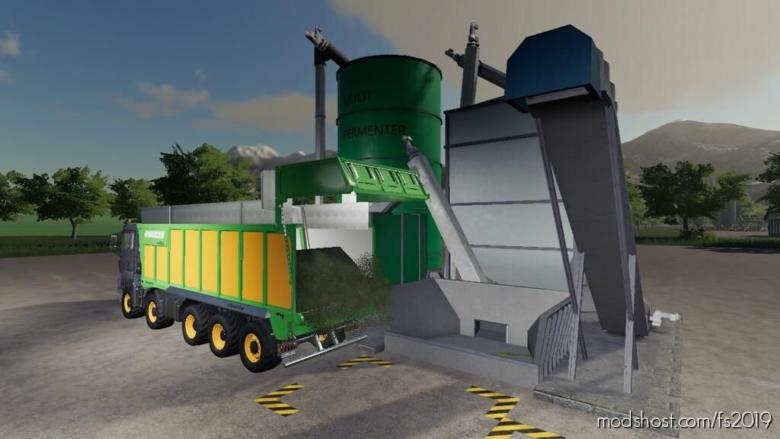 Globalcompany – Multi Fermenter for Farming Simulator 19