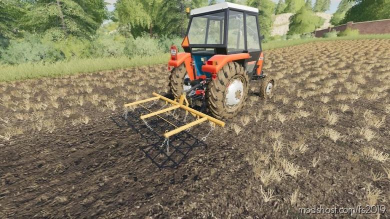 Harrow for Farming Simulator 19