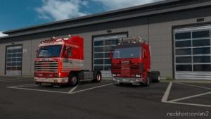 Scania 143 Hedmark Transport Skin for Euro Truck Simulator 2