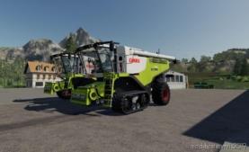 Claas Lexion 750-780 for Farming Simulator 19