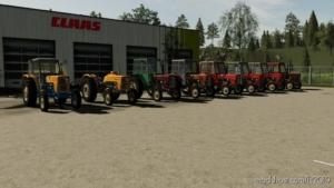Ursus C355/C355M/C360 for Farming Simulator 19