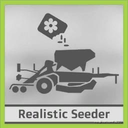Realistic Seeder for Farming Simulator 19