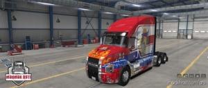 Madmax 0511 Skin Pack For Mack Anthem V1.1 for American Truck Simulator
