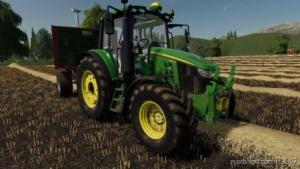 John Deere 6M Mod 2020 V1.1.1 for Farming Simulator 19