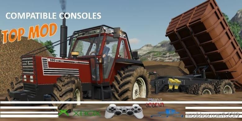 Fiatalis 980DT V1.5 for Farming Simulator 19