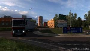 Silesia Rework V1.1.0.0 for Euro Truck Simulator 2