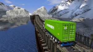 NEW Extreme Road Fever ERF Map V2.0 for Euro Truck Simulator 2