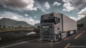 Scania S Custom Edit [1.37] for Euro Truck Simulator 2