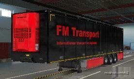 FM Transport Trailer for Euro Truck Simulator 2