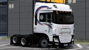 Eindhoven DAF XF 106 Euro6 Skin V1.1 for Euro Truck Simulator 2