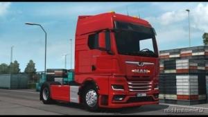 MAN TGX 2020 V0.5 By HBB Store [1.38] for Euro Truck Simulator 2