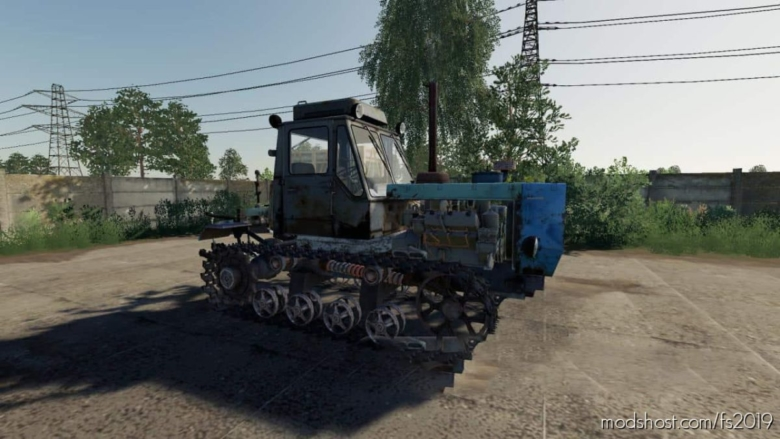 T-150 Tracked V2.0 for Farming Simulator 19