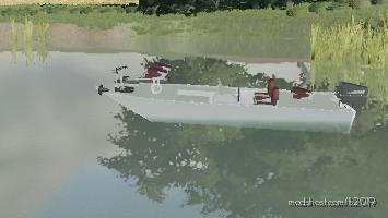 Working Boat for Farming Simulator 19