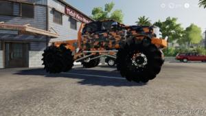 F250 Monster Truck for Farming Simulator 19