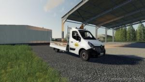 Renault Master 2018 Beta for Farming Simulator 19