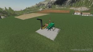 Stationary Wood Chipper for Farming Simulator 19