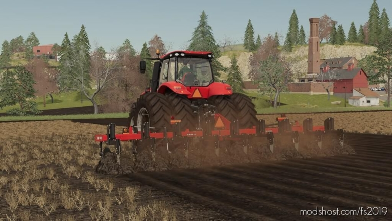 Case Ecolo-Til 2500 for Farming Simulator 19