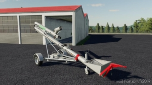 Canagro HD 922 VT for Farming Simulator 19