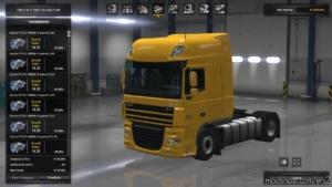 Real Eaton Fuller Transmissions V20.7.8 for Euro Truck Simulator 2
