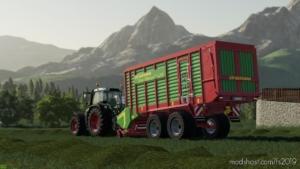 Strautmann Tera-Vitesse CFS 4201 for Farming Simulator 19