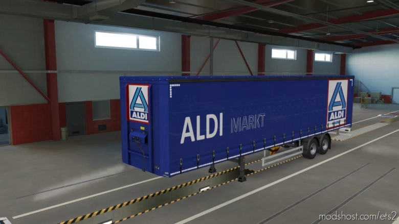 Discounter Trailer 2 Skinpack [1.37] for Euro Truck Simulator 2