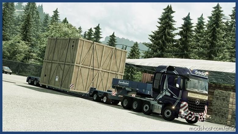BIG Stars – Actros / Arocs SLT V1.6.3 for Euro Truck Simulator 2