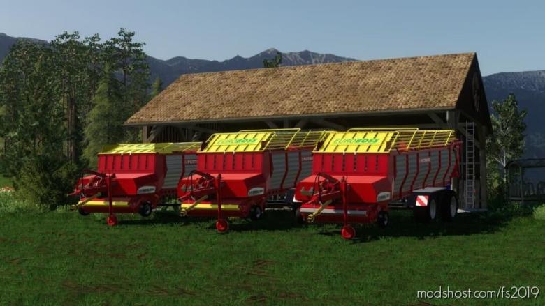 Pottinger Euroboss Pack for Farming Simulator 19