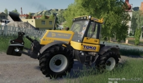 JCB Fastrac 185-65 for Farming Simulator 19