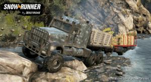 International US Army for SnowRunner