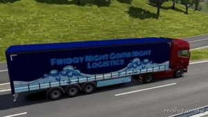 Additional AI Traffic V2.0 for Euro Truck Simulator 2