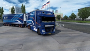 BDF Tandem Pure Excellence Skins for Euro Truck Simulator 2