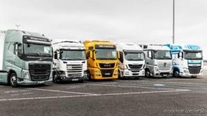 Used Truck Dealer & Used Trucks In Quickjob V1.2 for Euro Truck Simulator 2