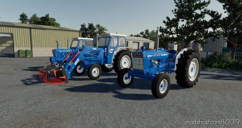 Ford Forces V1.1 for Farming Simulator 19