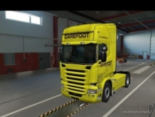 Carefoot RJL Topline for Euro Truck Simulator 2