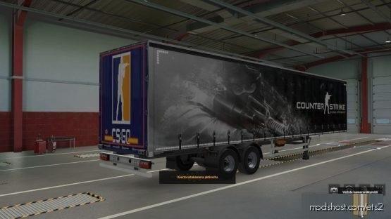 CS:GO Trailer for Euro Truck Simulator 2