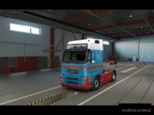 Scotlee Classic 2009 Volvo Skin for Euro Truck Simulator 2